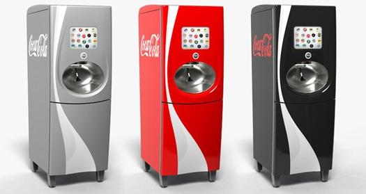 Coca cola automat app