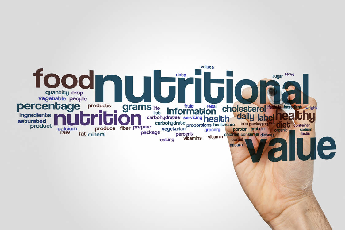 Ingredients and Nutrition Labels in Chicago