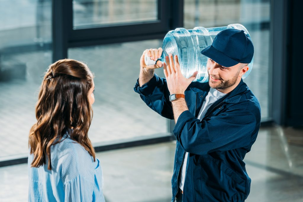 Bottled Water options in Chicago