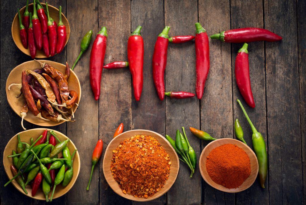 Chicago Consumers Crave Spicy Foods - Mark VendMark Vend