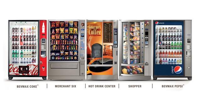 Vending Machines Chicago